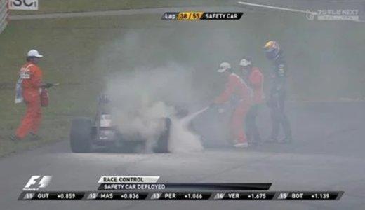 【まとめ】消滅したF1韓国グランプリの問題点(かかし、消火器などなど)